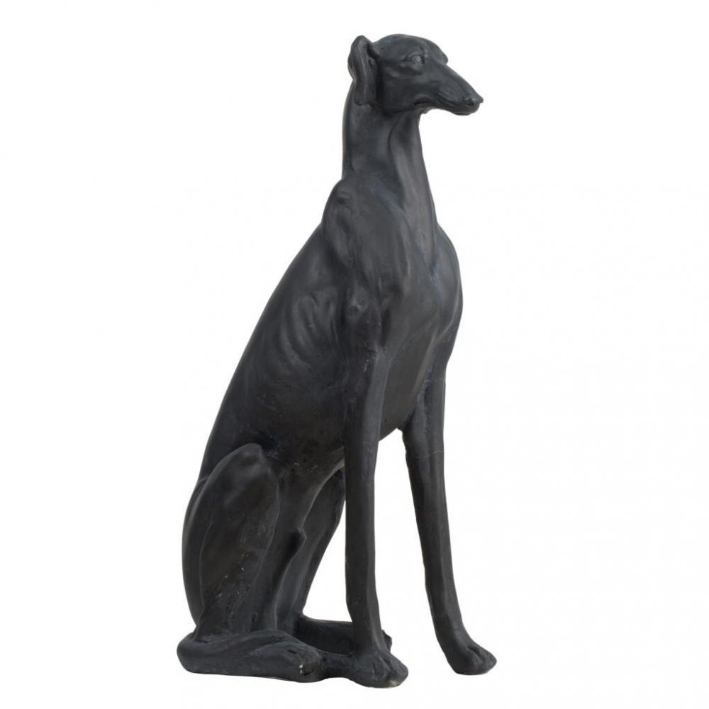 素敵なアイテムドッグオブジェ 置物 陶器 イヌ 犬 いぬ グレーハウンド