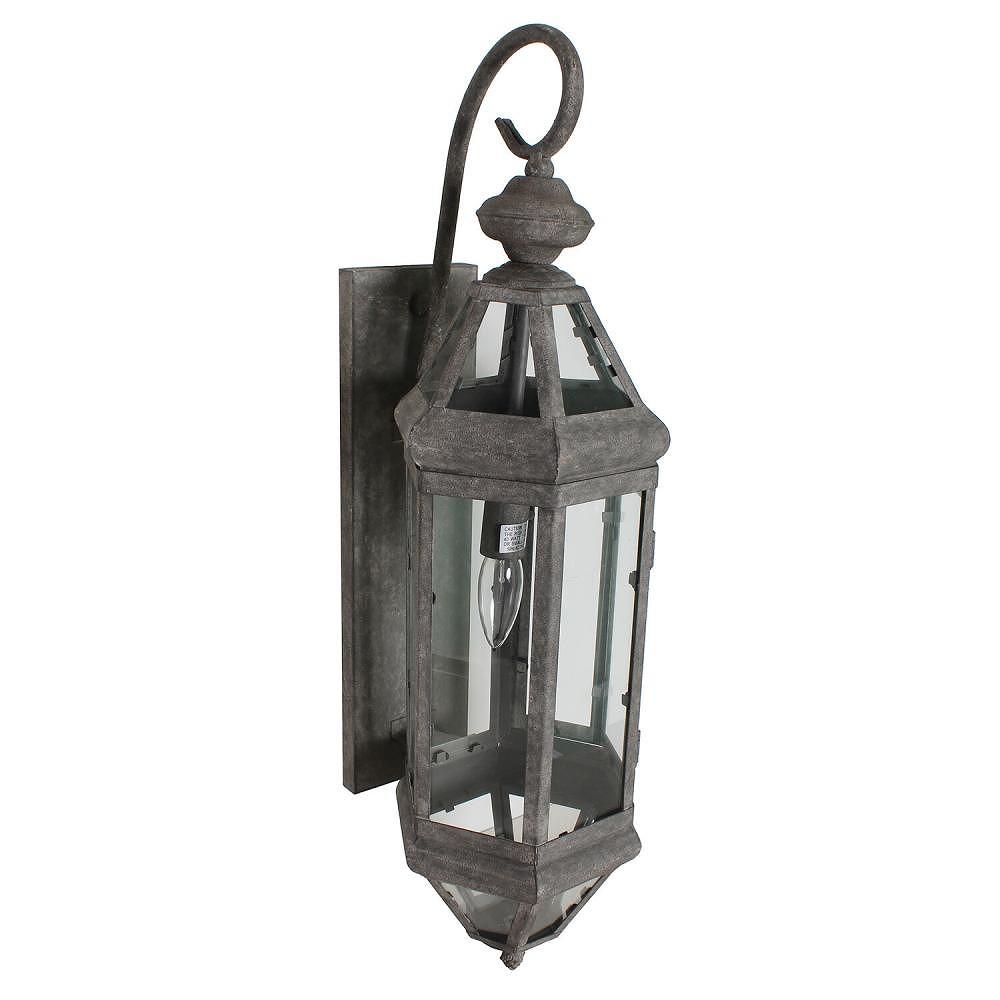 【素敵なアイテムです】アンティーク調のブラケットライト 壁掛け照明 ランタンタイプ