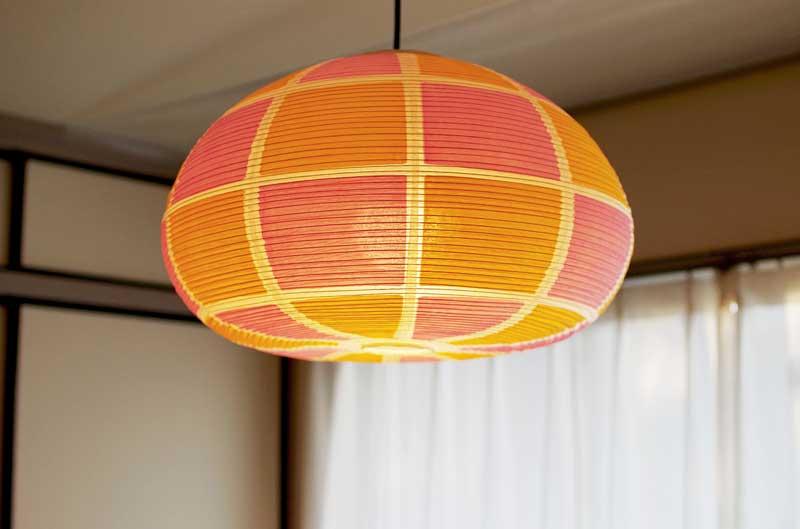 The Lamp Nebuta Patterns Lighting Indirect Lighting Ceiling Ceiling Led Bulb E26 Aomori Tohoku Nebuta Nebuta ねぷた Festival Japanese Paper Bamboo