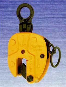 鋼板等の立吊用標準型クランプ 店内限界値引き中&セルフラッピング無料 送料無料 スーパーツール立吊クランプSVC ロックハンドル式自在シャックルタイプ 70%OFFアウトレット 1E 1トン