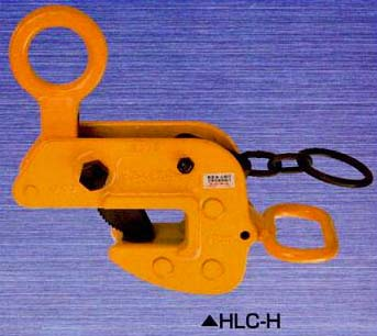 スーパーツール   横吊クランプ(ロックハンドル式)HLC 3H 【3トン】