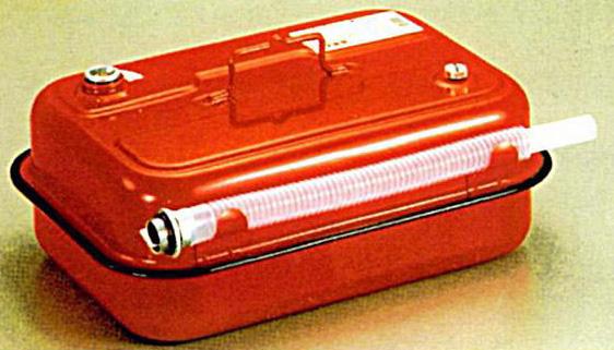 エンジン機器の予備燃料に最適な鉄製容器です 毎日激安特売で 営業中です 価格 田巻ガソリン携行缶10L TS-10