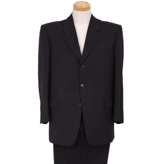 【大きいサイズ■メンズ■3L 4L 5L 6L】!シングル3ツ釦スーツ(2パンツ)[▽]