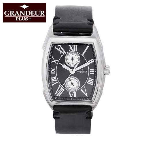 デザインと高品質にこだわったメンズウォッチ 高品質な英国クレイトン社製ブライドルレザーを使用 ギフトにも人気の腕時計 GRANDEUR PLUS+/グランドール プラス クリスマスギフト 誕生日プレゼント 20代 30代 かっこいい腕時計 おしゃれ 入学祝い 就職祝い