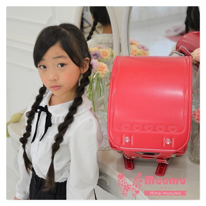 ランドセル 女の子 2020年 姫娘 Maamu マァム 日本製ランドセル 送料無料 サクラコクホー