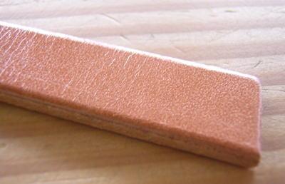【ジャスミン】本革テープ 20mm巾 2mm厚 NO120【C1-4】