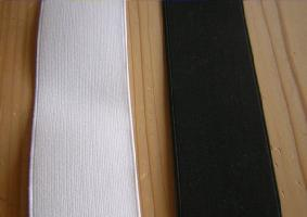 洋裁材料>ゴム>織ゴムテープ
