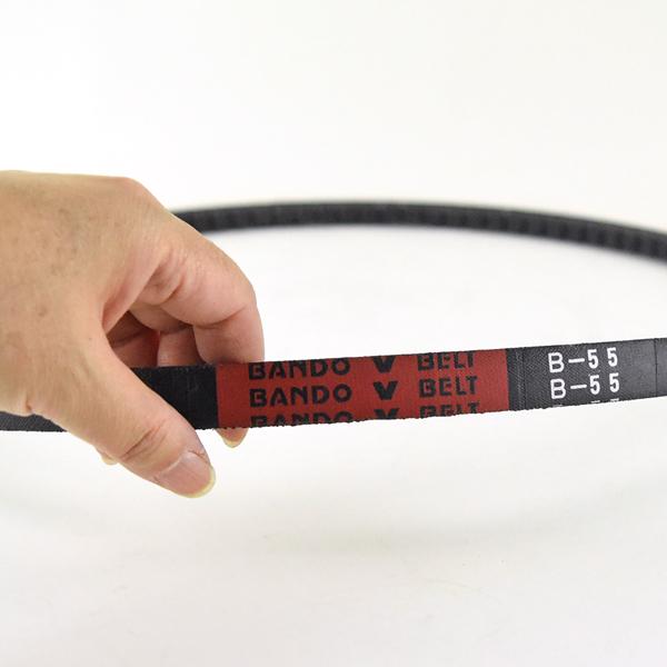 省エネ 節電 年末年始大決算 Vベルト B型 バンドー化学 B形 お金を節約 B55-SER-B サイズ55 省エネレッド