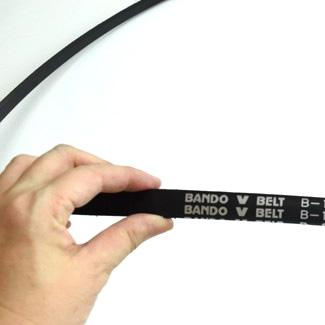 新作入荷 Vベルトスタンダード B形サイズ207 バンドー化学 ふるさと割 B207-S-B