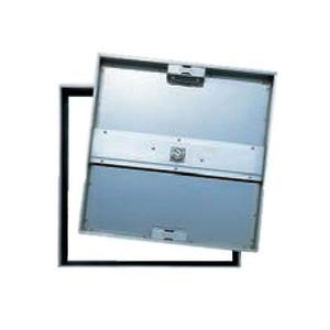 ダイケン FSR60K アンダーハッチ 60cm 枠・底板ステン H52 Pタイル・モルタル兼用 錠付