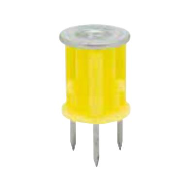 ミカド インサート 3分 バリアス 黄色 合板用 500個 V-3030-YEL