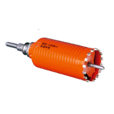 ドライモンドコアドリル SDSシャンクセット 径150mm 有効長150mm PCD150R ミヤナガ