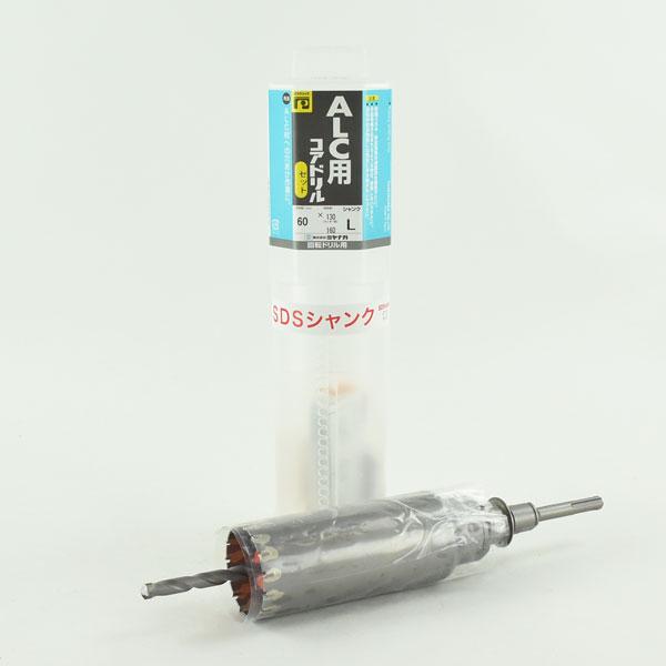 ALCコアSDSプラス軸セット Φ60mm PCALC60R ミヤナガ