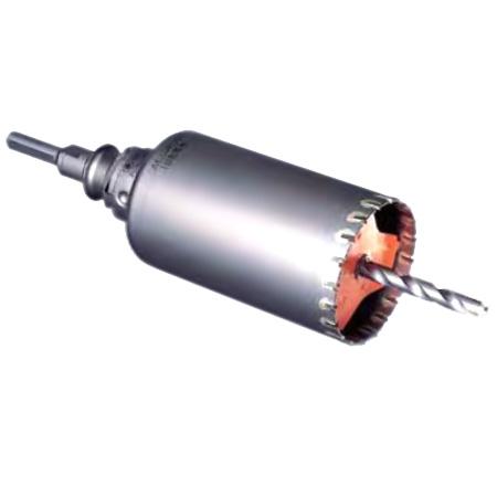 【セール】 ミヤナガ:あかばね金物 PCALC220 ALCコアストレートシャンクセット 220mm-DIY・工具