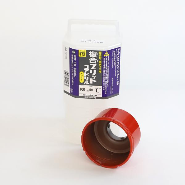 複合ハイブリットコアカッター替刃のみ 刃先径100mm PCH100C ミヤナガ