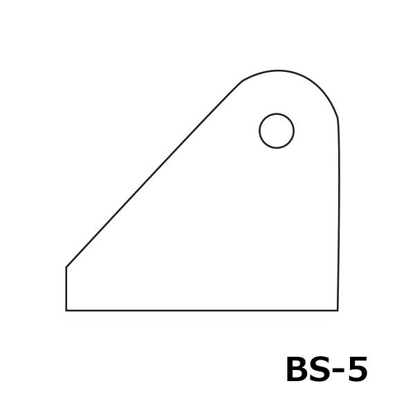 ブレスシート ランキングTOP5 OEM ブレスシート5 8 100個 t6.0 2020モデル 5分 bs-5