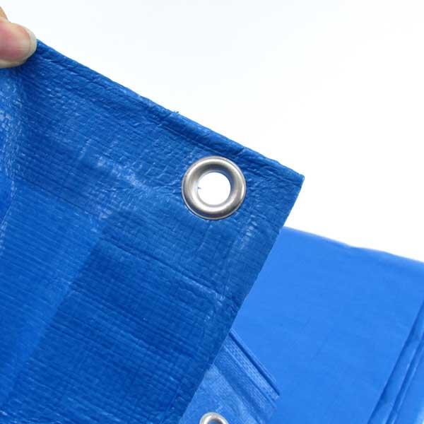 ブルーシート 10×10メートル 厚手 3000番 【2枚単位】