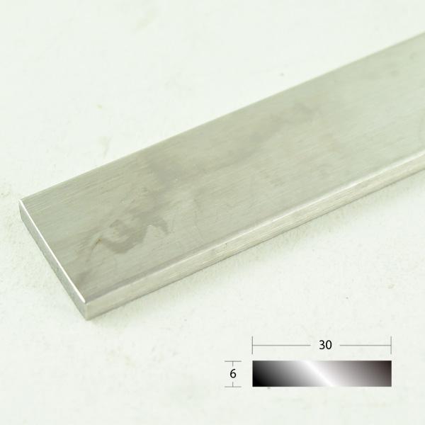 ステンレス フラットバー 6mm 厚 ×30mm 幅 2M 創建