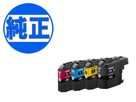 ブラザー工業(Brother) 純正インク LC117/115インクカートリッジ 大容量4色セット LC117/115-4PK