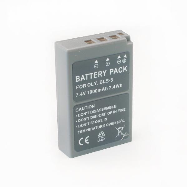 数码相机奥林巴斯奥林巴斯 BLS 5 兼容电池