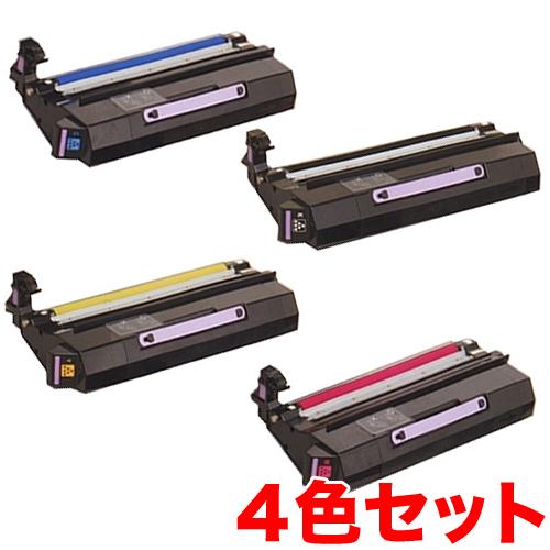 カシオ用 N5-TSK リサイクルトナー 4色セット 【メーカー直送品】