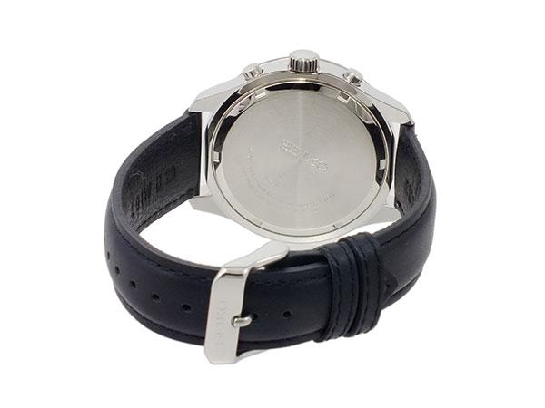 精工SEIKO kuotsumenzukurono手表SKS405P2黑色×黑色