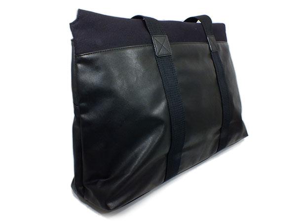 ronzuderu LONSDALE大手提包LDM-012-BK黑色