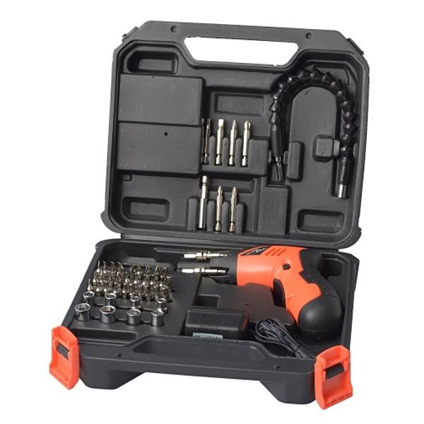 Tim Brown Cordless electric screwdriver set (with a Cobra bit) 007 S