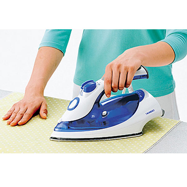 Twinbird TWINBIRD power steam iron SA-4861-BL blue