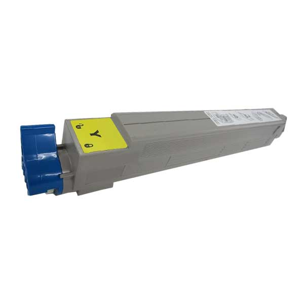沖電気用(OKI用) TNR-C3CY2 日本製リサイクルトナー 【メーカー直送品】 イエロー
