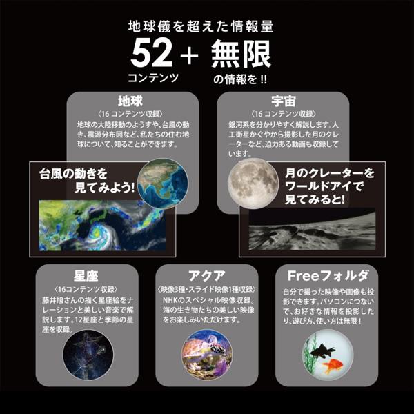 学研Gakken新世界眼睛NEW WORLD EYE地球仪(sb)