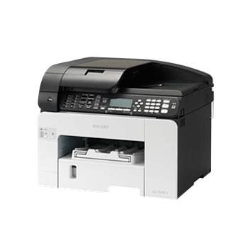 RICOH A4 gel jet (GELJET) printer composition machine (deferment model  printer mounted with battery) SG 3120B SF (515858)