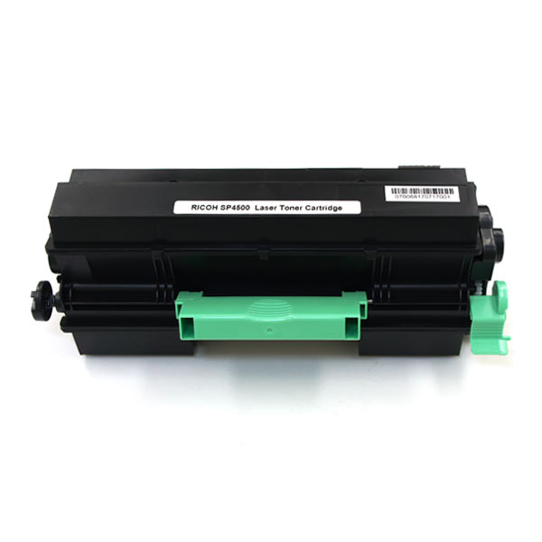 Toner [I wait for the arrival] black [an arrival plan: on about September  7] compatible with IPSiO SP toner cartridge SP 4500 (600545) for RICOH