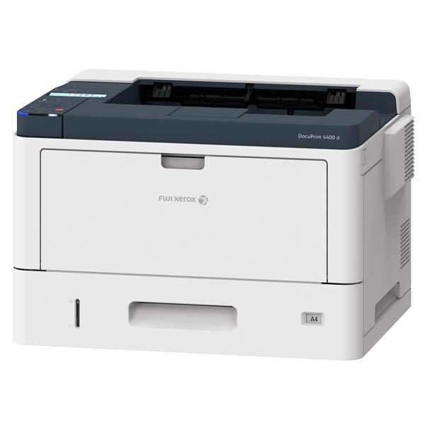 富士ゼロックス用 A3モノクロレーザープリンター DocuPrint 4400 d (N3300052) 【メーカー直送品】
