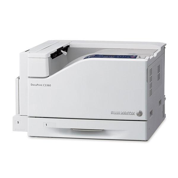 富士ゼロックス用 A3カラーレーザープリンター DocuPrint C3360 (NL300032) 【メーカー直送品】