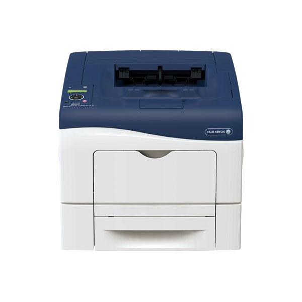 富士ゼロックス用 A4カラーレーザープリンター DocuPrint CP400 d II (NL300064) 【メーカー直送品】