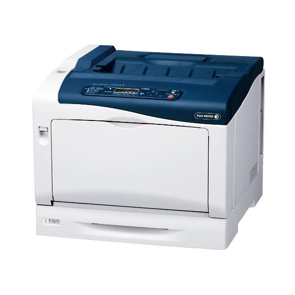富士ゼロックス用 A3カラーレーザープリンター DocuPrint C3450 d II (NL300066) 【メーカー直送品】