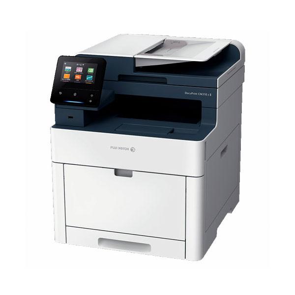 富士ゼロックス用 A4カラーレーザー複合機 DocuPrint CM310 z II (NL300069) 【メーカー直送品】