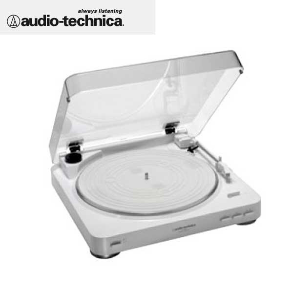 音频技术音频技术电唱机白色