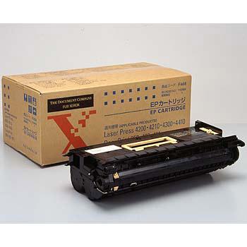富士ゼロックス用 F468 リサイクルドラム/トナー LaserPress4200 LaserPress4210 LaserPress4410 Docuprint250 Docuprint400 Docuprint401【メール便不可】【送料無料】【代引不可】【メーカー直送品】