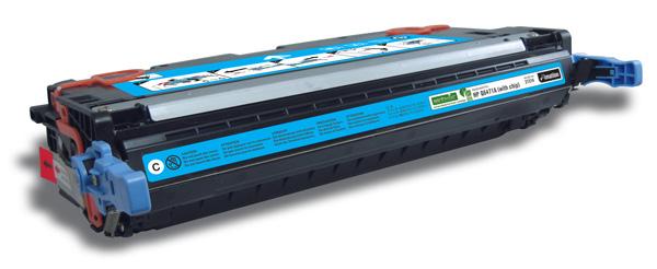 HP用 Q6471A リサイクルトナー C (Color LaserJet 3600用プリントカートリッジ シアン) 【メーカー直送品】