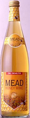 蜂蜜葡萄酒