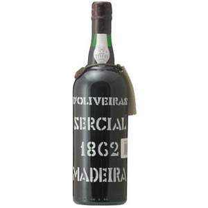 マデイラワイン セルシアル1862