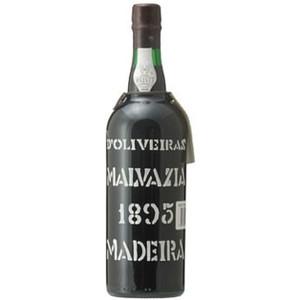 マデイラワイン マルヴァジア1895