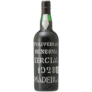 マデイラワイン セルシアル1928