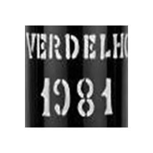 マデイラワイン ヴェルデーリョ1981