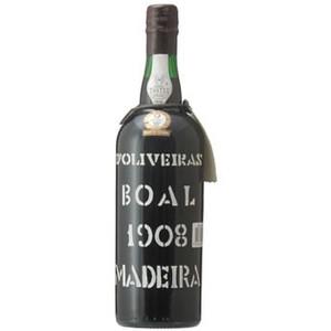 マデイラワイン ブアル1908