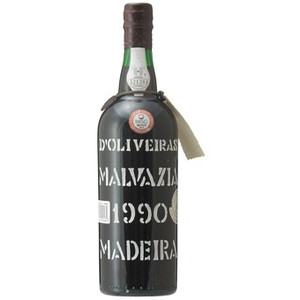 マデイラワイン マルヴァジア1990