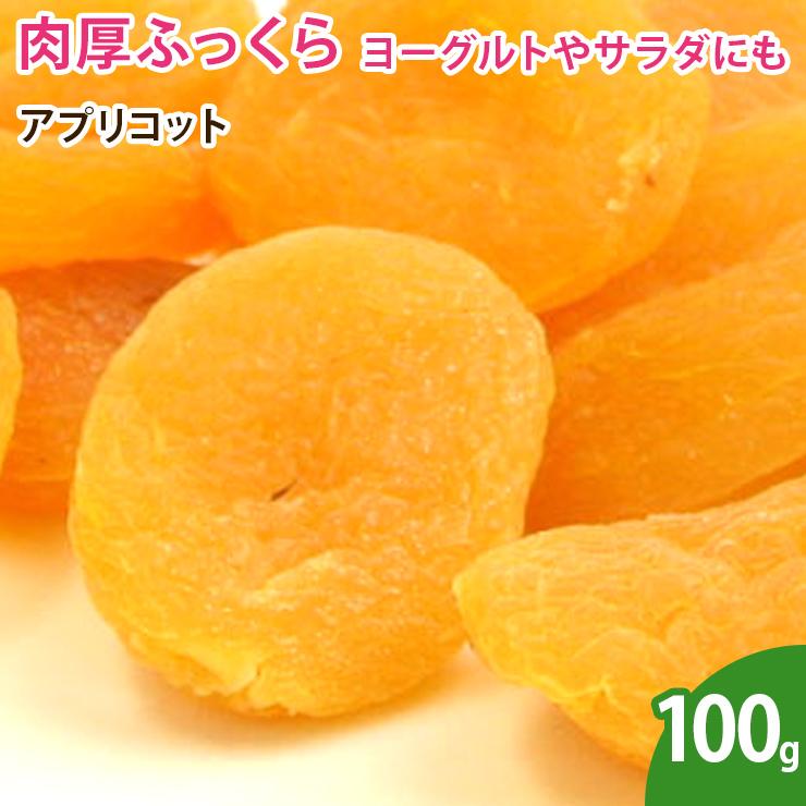 アプリコット(あんず) 100g ドライフルーツ