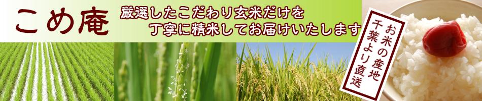 こめ庵:田んぼから食卓へ!安心・安全・こだわりのおいしいお米を全国にお届け!